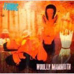 Fabric - Woolly Mammoth CD Cover Art