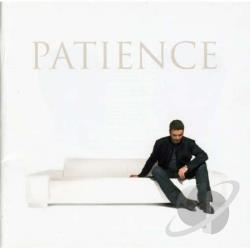 Michael, George - Patience CD Cover Art