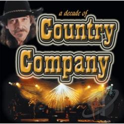 Country Company - Decade Of Country Company CD Cover Art