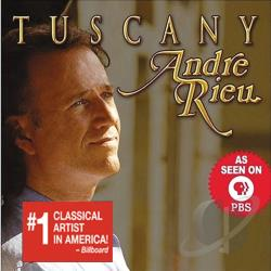 Rieu, Andre - Tuscany CD Cover Art