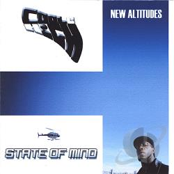 Coole High - New Altitudes: State Of Mind CD Cover Art
