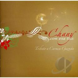 Suarez, Chany - Con Esa Luz: Tributo a Carmen CD Cover Art
