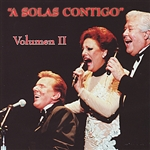 Ga, Luis / Marlena (Latin) / Meme - Solas Contigo, Vol. 2 CD Cover Art