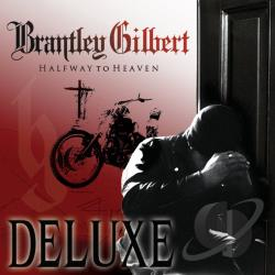 Gilbert, Brantley - Halfway to Heaven CD Cover Art