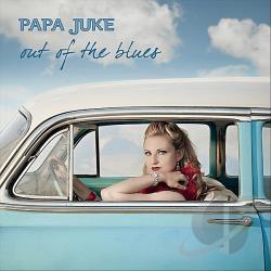 Papa Juke - Out of the Blues CD Cover Art
