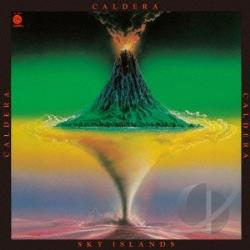 Caldera - Sky Islands CD Cover Art