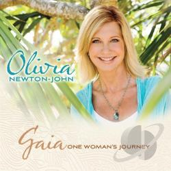 Newton-John, Olivia - Gaia: One Woman's Journey CD Cover Art