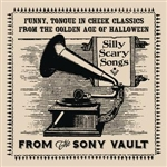 Various Artists - From The Sony Vault: Silly Scary Songs DB Cover Art