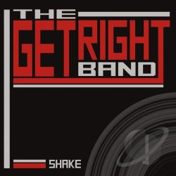 Get Right Band - Shake CD Cover Art