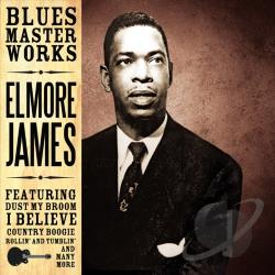 James, Elmore - Blues Masterworks CD Cover Art