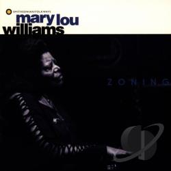 Williams, Mary Lou - Zoning CD Cover Art