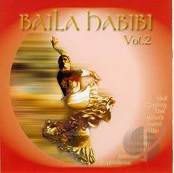Baila Habibi, Vol. 2 CD Cover Art