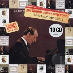 Horowitz, Vladimir - Original Jacket Collection: Vladimir Horowitz CD Cover Art