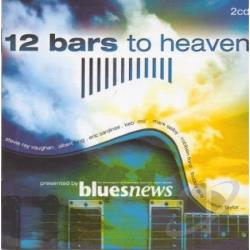 12 Bars To Heaven CD Cover Art