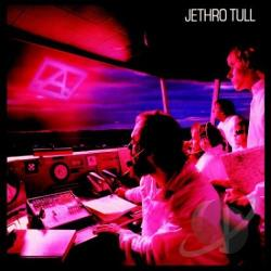 Jethro Tull - A CD Cover Art