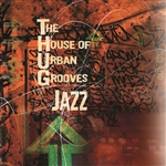 Thug - House of Urban Grooves Jazz CD Cover Art