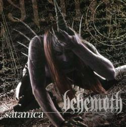 Behemoth - Behemoth Satanica CD Cover Art