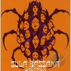 Sula Basana - Dreamer CD Cover Art