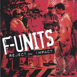F-Units - Reject On Impact CD Cover Art