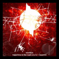 Marillion - Happiness Is the Road, Vol. 1: Essence CD Cover Art