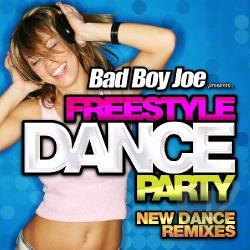Freestyle Dance Party CD Cover Art
