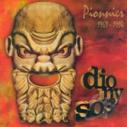 Dionysos - Pionnier 1969-1994 CD Cover Art