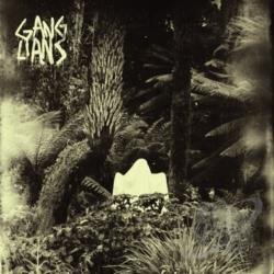 Ganglians - Still Living CD Cover Art