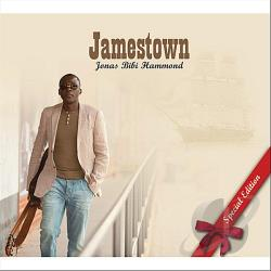 Jonas Bibi Hammond - Jamestown CD Cover Art