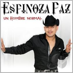 Paz, Espinoza - Un Hombre Normal CD Cover Art
