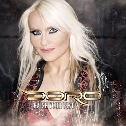 Doro - Raise Your Fist CD Cover Art