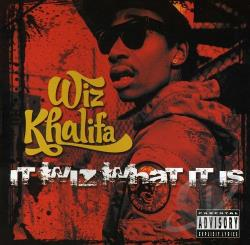 Khalifa, Wiz - It Wiz What It Is CD Cover Art