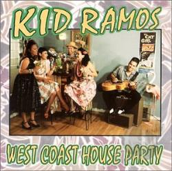 Ramos, Kid - West Coast House Party CD Cover Art