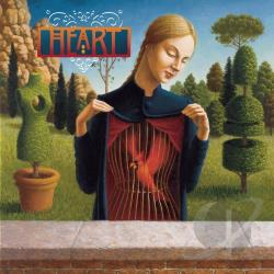 Heart - Greatest Hits CD Cover Art