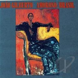 Gilberto, Joao - Amoroso/Brasil CD Cover Art