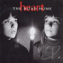 Heart - Road Home CD Cover Art