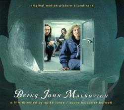 Being John Malkovich CD Cover Art