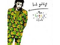 Geldof, Bob - Happy Club CD Cover Art