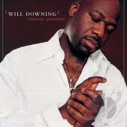 Downing, Will - Sensual Journey CD Cover Art