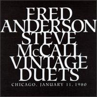 Anderson, Fred - Vintage Duets: Chicago, January 11, 1980 CD Cover Art