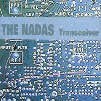 Nadas - Transceiver CD Cover Art