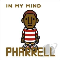 Williams, Pharrell - In My Mind CD Cover Art