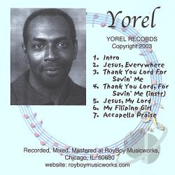 Yorel - Yorel CD Cover Art