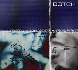 Botch - American Nervoso CD Cover Art