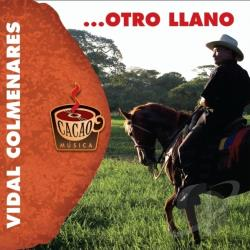 Colmenares, Vidal - ...Otro Llano CD Cover Art