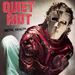Quiet Riot - Best of Mental Health CD Cover Art