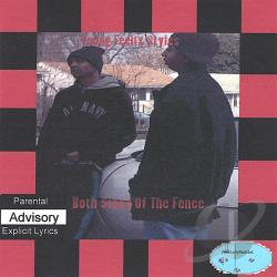 Styles, Feelix - Both Sides Of The Fence CD Cover Art