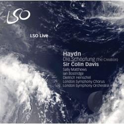 Bostridge / Davis / Haydn / Lso / Matthews - Haydn: Die Schopfung CD Cover Art