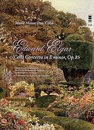 Elgar:Violoncello E Minor (Minus Cell CD Cover Art