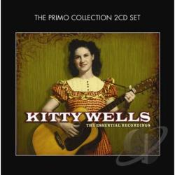 Wells, Kitty - Essential Recordings CD Cover Art