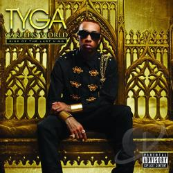 Tyga - Careless World Rise of the Last King CD Cover Art